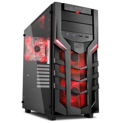 Sharkoon DG7000-G černo-červená
