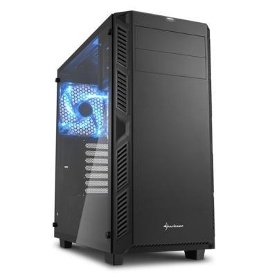 Skříň Sharkoon AI7000 Glass černá