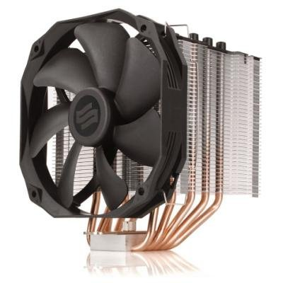 SilentiumPC chladič CPU Fortis 3 HE1425/ ultratichý/ 140mm fan/ 5 heatpipes/ PWM/ pro Intel i AMD