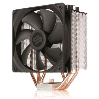 SilentiumPC chladič CPU Fera 3 HE1224/ ultratichý/ 120mm fan/ 4 heatpipes/ PWM/ pro Intel i AMD