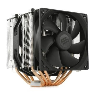 SilentiumPC chladič CPU Grandis 2 XE1436 / ultratichý/ 1x140mm a 1x120mm fan/ 6 heatpipes/ PWM/ pro Intel i AMD