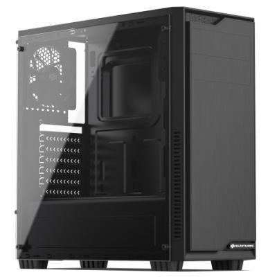 Skříň SilentiumPC Regnum RG1 TG Pure Black
