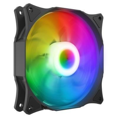 Ventilátor SilentiumPC Stella HP ARGB 120 PWM