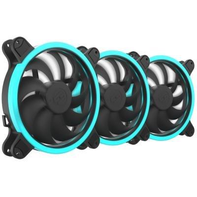 Ventilátor SilentiumPC Sigma HP Corona RGB 140 3ks