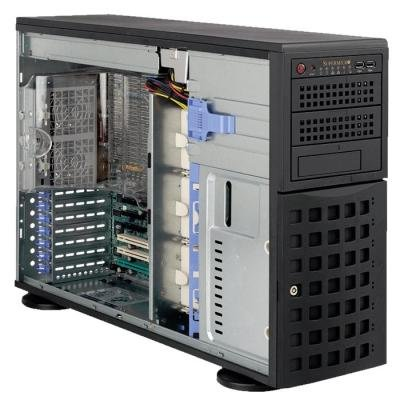Skříň Supermicro 745TQ-R920B 920W
