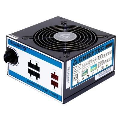 OPRAVENÉ - CHIEFTEC zdroj CTG-650C 650W, 12cm fan, akt.PFC, 85PLUS, cable management