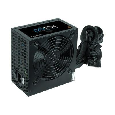 CHIEFTEC zdroj BDF-600S / Proton Series / 600W / 120mm fan / akt. PFC / 80PLUS Bronze