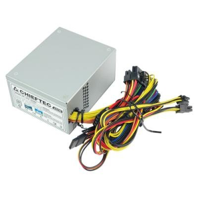 CHIEFTEC zdroj SFX-450BS / 450W / SFX formát / 80mm fan / akt. PFC / 85+ / bulk