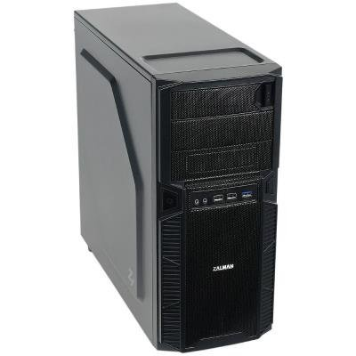 Zalman skříň Z1 / Middle tower / ATX / USB 3.0 / USB 2.0
