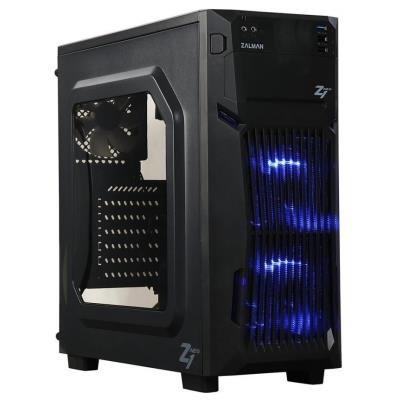 Zalman skříň Z1 NEO / Middle tower / ATX / USB 3.0 / USB 2.0 / průhledná bočnice