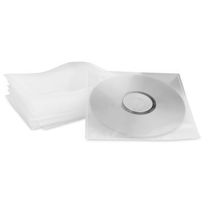 Obal na CD COVER IT obálka plastová 100 ks