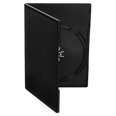 COVER IT box na 2ks DVD médií/ slim/ 9mm/ černý/ 10pack