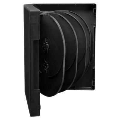 COVER IT box na 10ks DVD médií/ 33mm/ černý/ 5pack
