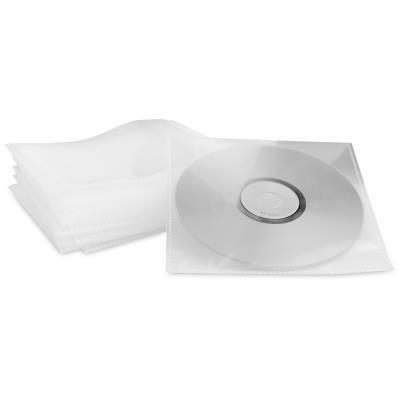 COVER IT obálka polypropylenová na CD/DVD/ 100pack