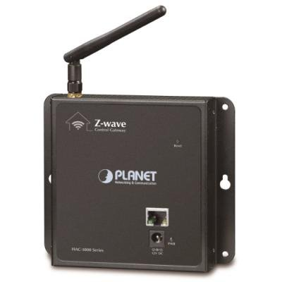 Management PLANET HC-1000E Home Center Gateway