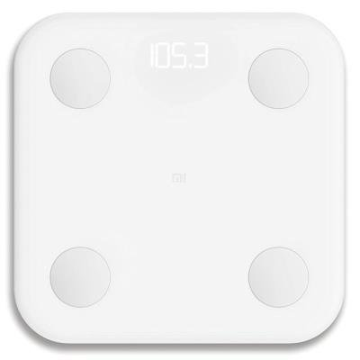 Xiaomi Mi Body Composition Scale 2 - chytrá váha
