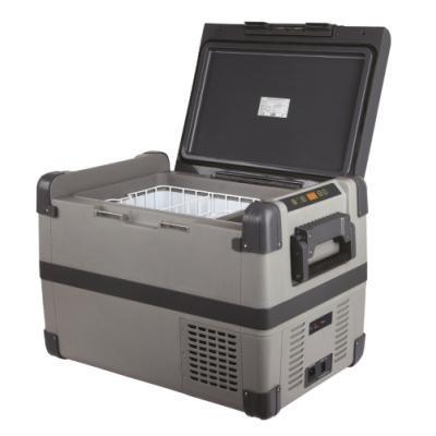 G21 autochladnička kompresorová/ objem 50 litrů/ výkon 60W/ připojení 12V nebo 230V