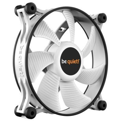 Be quiet! / ventilátor Shadow Wings 2 White / 120mm / PWM / 4-pin / 15,9dBa