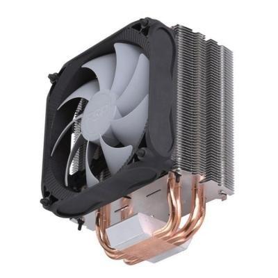FORTRON chladič CPU Windale 4 / AC401 / socket AMD i Intel / 180W TDP 120mm ventilátor / 32dBA / 4xHeatpipe