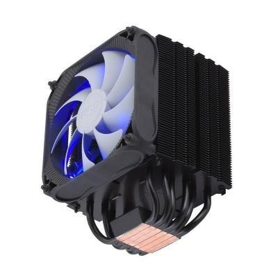 FORTRON chladič CPU Windale 6 / AC401 / socket AMD i Intel / 240W TDP / 120mm ventilátor / 32dBA / 6xHeatpipe
