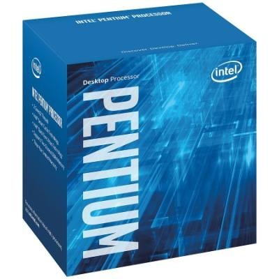 INTEL Pentium G4560 / Kaby Lake  / LGA1151 / 3,5GHz / 2C/4T / 3MB / 54W TDP / BOX