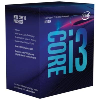 Procesor Intel Core i3-8100T TRAY