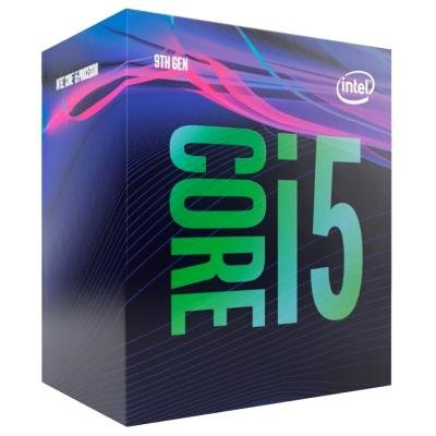INTEL Core i5-9400 / Coffee-Lake R / LGA1151 / max. 4,1GHz / 6C/6T / 9MB / 65W TDP / BOX