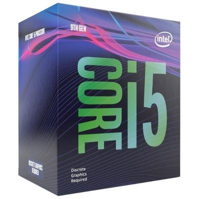 INTEL Core i7-9700F / Coffee-Lake R / LGA1151 / max. 4,7GHz / 8C/8T / 12MB / 65W TDP / bez VGA / BOX