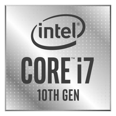 INTEL Core i7-10700 / Comet Lake / 10th / LGA1200 / max. 4,8GHz / 8C/16T / 16MB / 65W TDP / BOX
