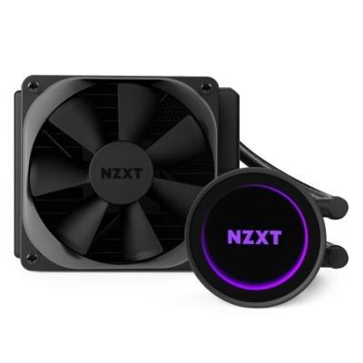 NZXT vodní chladič Kraken M22 / 1x120mm fan / LGA 2011-3/1366/1156/1155/1150/FM2/FM1/AM4/AM3+/AM3/AM2+/AM2/ 3 roky