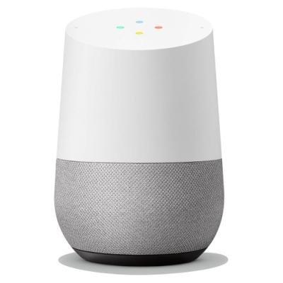 Hlasový asistent Google Home EU/UK bílo-šedý