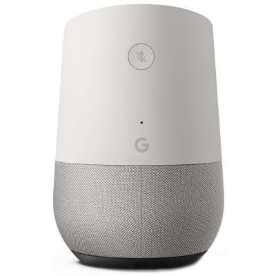 Google Home bílý