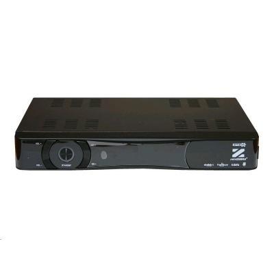 POŠKOZENÝ OBAL - OPTIBOX DVB-S2 HD přijímač miniZebra/ Skylink ready/ Irdeto/ Full HD/ MPEG2/ MPEG4/ HDMI/ USB/ PVR/ SCART