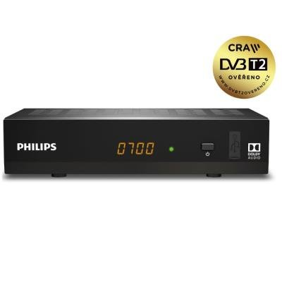Set-top-box Philips DTR3502BFTA