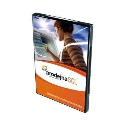 Pokladní software Cígler Prodejna SQL (S3)