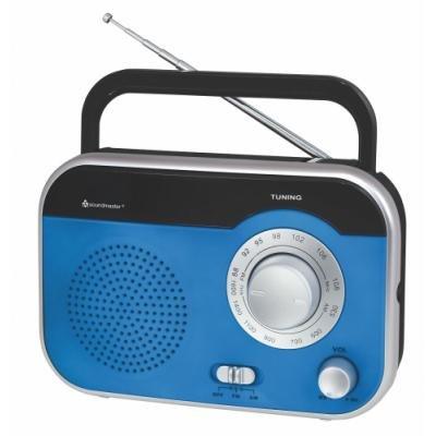 Rádio Soundmaster TR410BL modré