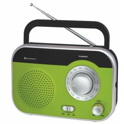 Rádio Soundmaster TR410GR zelené