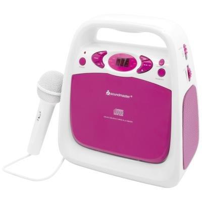 Rádio Soundmaster KCD50PI