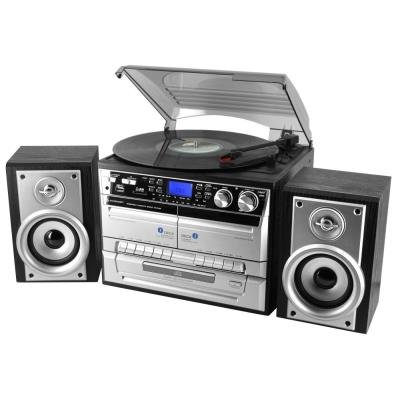 Soundmaster Music Center MCD4500/ USB/ FM/ CD/ SD/ Kazeta/ Gramofon
