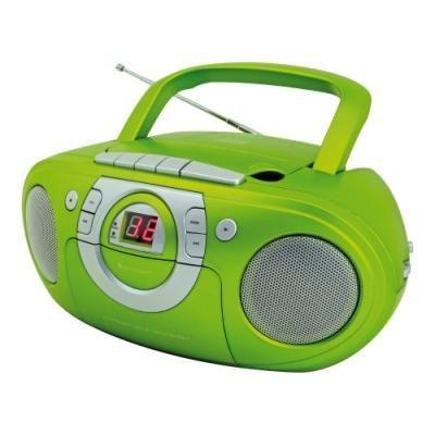Rádio Soundmaster SCD5100GR zelené
