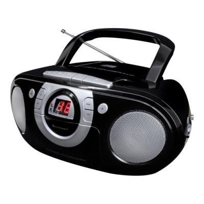 Rádio Soundmaster SCD5100SW černé
