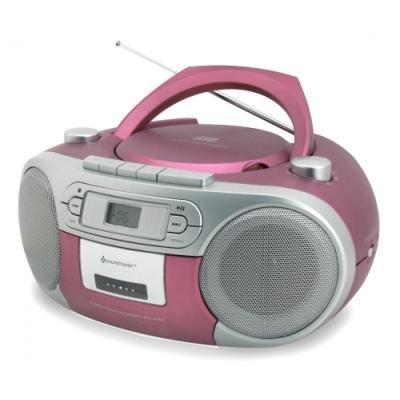 Rádio Soundmaster SCD5410PI růžové