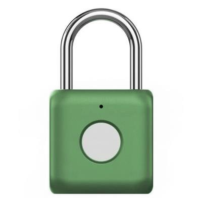 UODI visací zámek zelený
