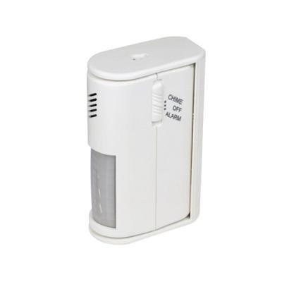 ELEKTROBOCK Mini-alarm LX-AL1 / 9V baterie / 60°/ 80dB