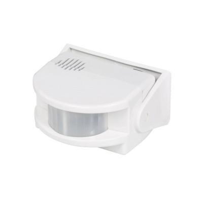 ELEKTROBOCK Mini-alarm LX-AL2 / 9V baterie / 140°/ 80dB
