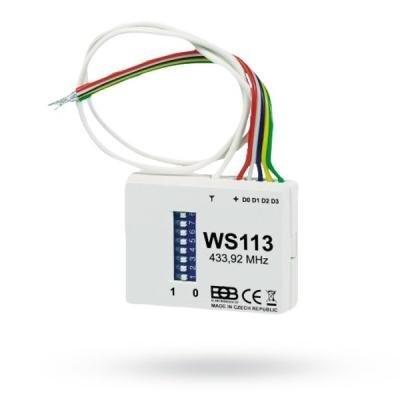 Vysílač ELEKTROBOCK WS113