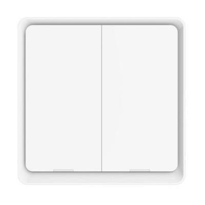 IMMAX NEO SMART vypínač 2tlačítkový