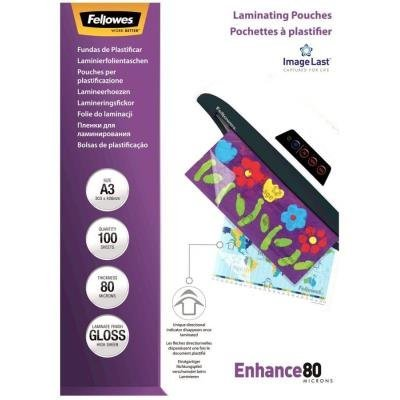 Laminovací fólie Fellowes Enhance80 ImageLast A3