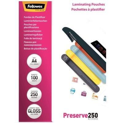 Laminovací fólie Fellowes Protect250 A4