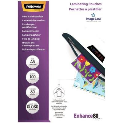 Laminovací fólie Fellowes Enhance80 ImageLast A5